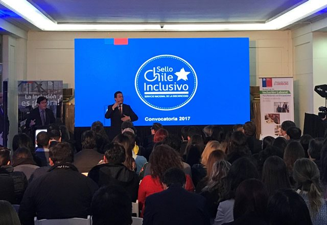 Sello Chile Inclusivo