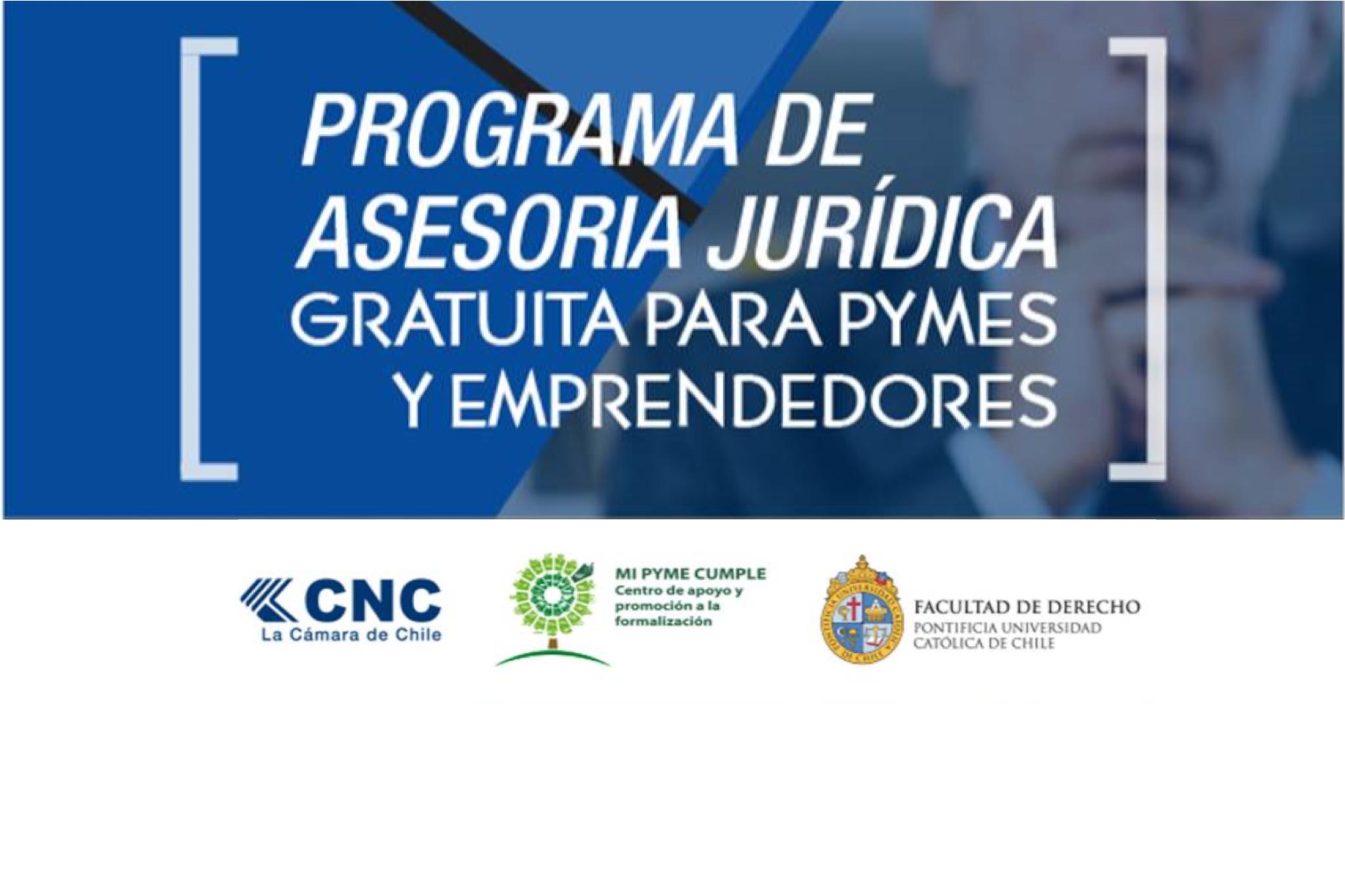 Asesoría Jurídica Gratuita para Pymes y Emprendedores