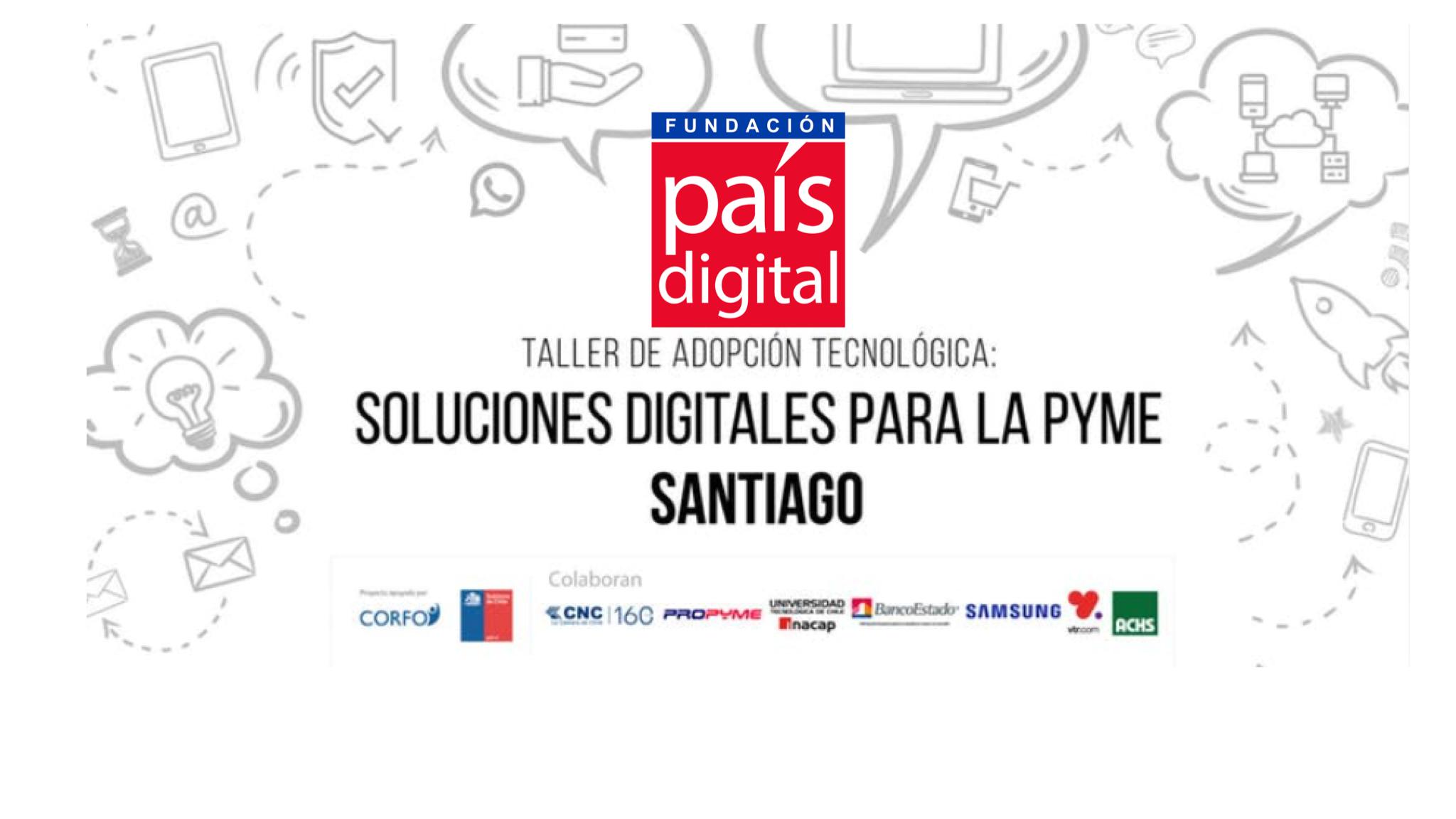 Taller Adopción Tecnológica: Soluciones Digitales para Pymes