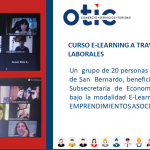 CURSO E-LEARNING A TRAVÉS DEL PROGRAMA BECAS LABORALES.