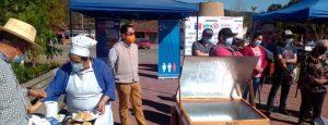 """Exitosa muestra de curso """"Diseño y Construcción de Horno Solar para Cocción de Alimentos"""""""